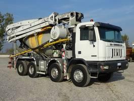 betonpomp vrachtwagen Astra HD7/c 8445