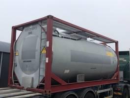 tankcontainer Van Hool 20 FT chemie 1998