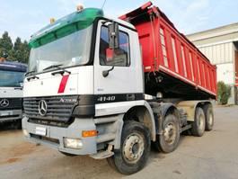 kipper vrachtwagen > 7.5 t Mercedes-Benz MERCEDES 4140-8X4
