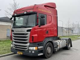 standaard trekker Scania R 440 HIGHLINE,RETARDER ONLY 690.000 KM 2012