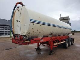 tankoplegger MOL Tanktrailer 2000