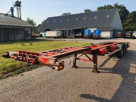 container chassis oplegger LAG 40FT 1991