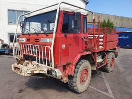 brandweerwagen vrachtwagen Iveco 80-14 WaterCooled 1985
