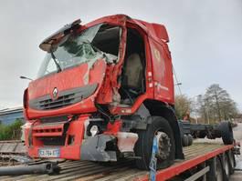 chassis cabine vrachtwagen Renault Premium 430 DXi 2013