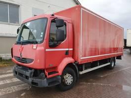 bakwagen vrachtwagen Renault Midlum 180 dci 2006