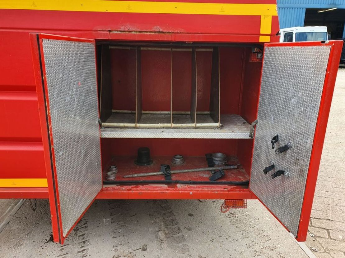 overige truck uitrusting Sides 2500L Watertank