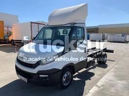 chassis cabine bedrijfswagen Iveco 35 C15 2016