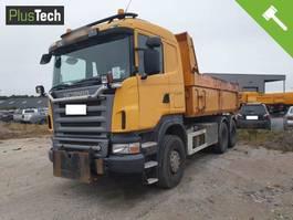 kipper vrachtwagen > 7.5 t Scania R500 2006