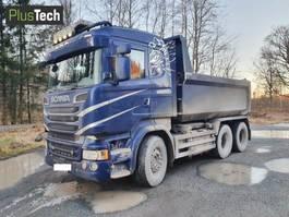 kipper vrachtwagen > 7.5 t Scania R730 2016