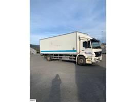 bakwagen vrachtwagen > 7.5 t Mercedes-Benz 1829 Box truck 2008