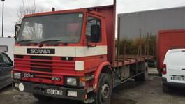 platform vrachtwagen Scania 93/230 1991
