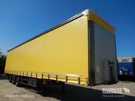 mega-volume oplegger Schmitz Cargobull Semitrailer Curtainsider Mega 2017