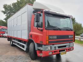 veewagen vrachtwagen DAF AE75PC EURO 2 VEEWAGEN 2000
