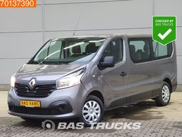 minivan - personenbus Renault Trafic 1.6 dCi 9 Persoons / 9 Seating-places L2H1 1m3 A/C Double cabin 2018