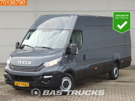 gesloten bestelwagen Iveco Daily 35S16 160PK Automaat Camera Trekhaak Airco Cruise PDC L3H2 16m3 A/C Towb... 2017