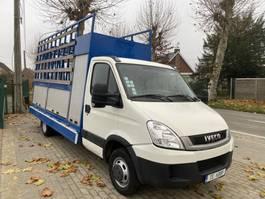glasresteelwagen bedrijfswagen Iveco Iveco daily 40C15 3.0HPT glastransport 2011