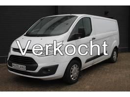 gesloten bestelwagen Ford Transit Custom 290 2.2 TDCI 125PK L2H1 - Airco - Navi - Cruise - € 10.900,- Ex. 2016