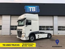 standaard trekker DAF XF 480 FT SSC Used Intarder Skirts Airco Lease Warranty Air susp. cab 2018