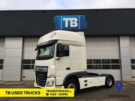 standaard trekker DAF XF 480 FT SSC - Pure Excellence - Intarder - Standairco - aslast - air susp. cab 2018