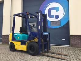 vorkheftruck Komatsu FG1.5T 16 Heftruck - Stapler - Forklift Benzine/Petrol  1,5 Ton's 1997