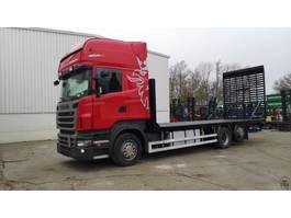 oprijwagen bedrijfswagen Scania R440 6x2 Euro5 2011