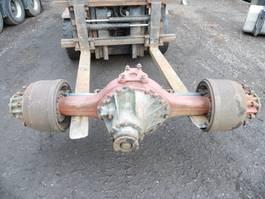 Achteras vrachtwagen onderdeel DAF achteras van DAF XF 2000