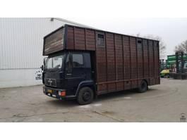 paardenvrachtwagen MAN L2000 10-163 1998