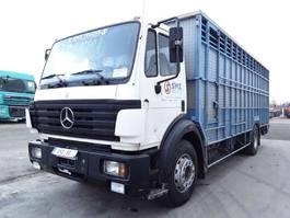 veewagen vrachtwagen Mercedes-Benz SK 1824 lames/grand boite 1997