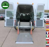 mpv auto Ford Transit FT 300L Trend LINEARLIFT KLIMA TEMPOMAT 2011