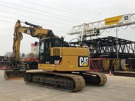 rupsgraafmachine Caterpillar 321 D LCR 2013