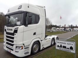 standaard trekker Scania S580 A6X2NB 2950mm 2019