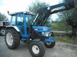 standaard tractor landbouw Ford 6810