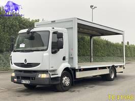 bakwagen vrachtwagen Renault Midlum 180 .14 Euro 5 2010