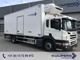 koelwagen vrachtwagen Scania P280 Koelwagen / Thermo King T800R / Dhollandia / 149dkm!! 2016