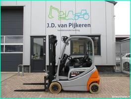 vorkheftruck Still RX20-16 triplex5m+sideshift accu79% + TUV! 2015
