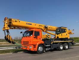 alle terrein kranen Kamaz 65115 / 2018 XCMG QY25K-S 25 Ton 6x4 Crane Truck NEW / UNUSED 2020