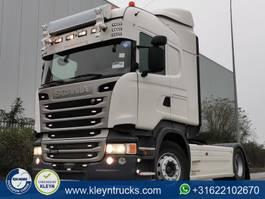 standaard trekker Scania R490 highline,tippeerhydr 2015