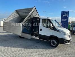 kipper bedrijfswagen Iveco Daily 50C18Als3,5T/3-S-kipperPendelGitterGrKiste 2020