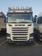 standaard trekker Scania R480/INTARDER/KIPPHYDRAULIK