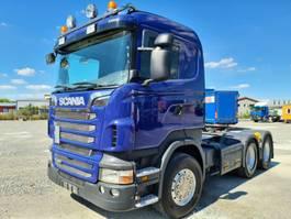 standaard trekker Scania R480 SZM  6x4 Euro 5