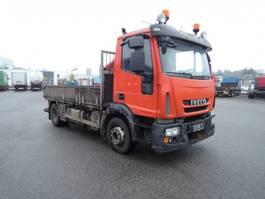 open laadbak vrachtwagen Iveco Åben lad bil  Euro Cargo 2010