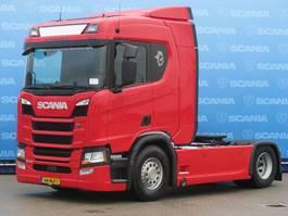 standaard trekker Scania R410 A4X2NA | 2018 | PTO | RETARDER | NAVIGATION 2018
