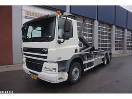 containersysteem vrachtwagen DAF CF 410 FAN 85 2012