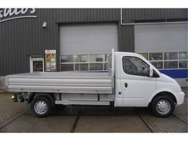 chassis cabine bedrijfswagen Maxus EV80 LWB Volledig Elektrisch * Nieuw * 4 Stuks met open laadbak direct l... 2020