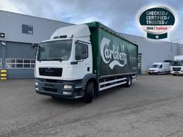 verkoop opbouw vrachtwagen MAN TGM 18.250 4X2 LL Euro5 ZV 2013