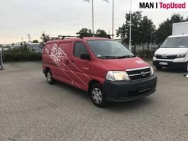 gesloten bestelwagen Toyota HiAce , 2,5 D-4D VAN