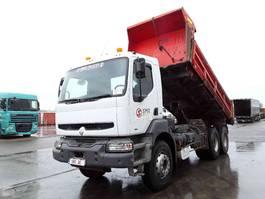 kipper vrachtwagen > 7.5 t Renault Kerax 385 2000