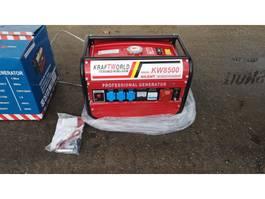 generator KraftWorld KW8500