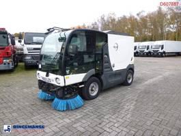 kolkenzuiger vrachtwagen Mathieu Azura MC200 street sweeper 2 m3 Euro 5 2013