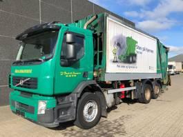 vuilkar camion Volvo FE280 6x2/4 2008